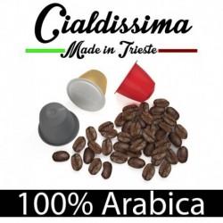 """Capsule comp. Nespresso """"Le Arabiche"""" Arabicus"""