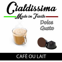 Dolce Gusto ou lait